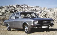 Ауди 100 С1 1968 года, седан