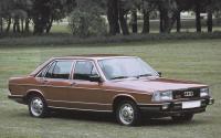 Ауди 100 С2 1976 года, седан