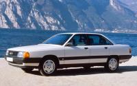 Ауди 100 С3 1982 года, седан