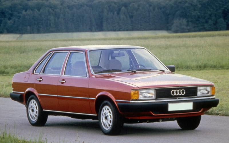 Audi 80 : Последняя «бочка» drive2