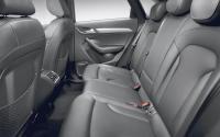 Ауди Q3 2011 года, задние сиденья