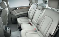 Ауди Q7 2005 года, задние сиденья